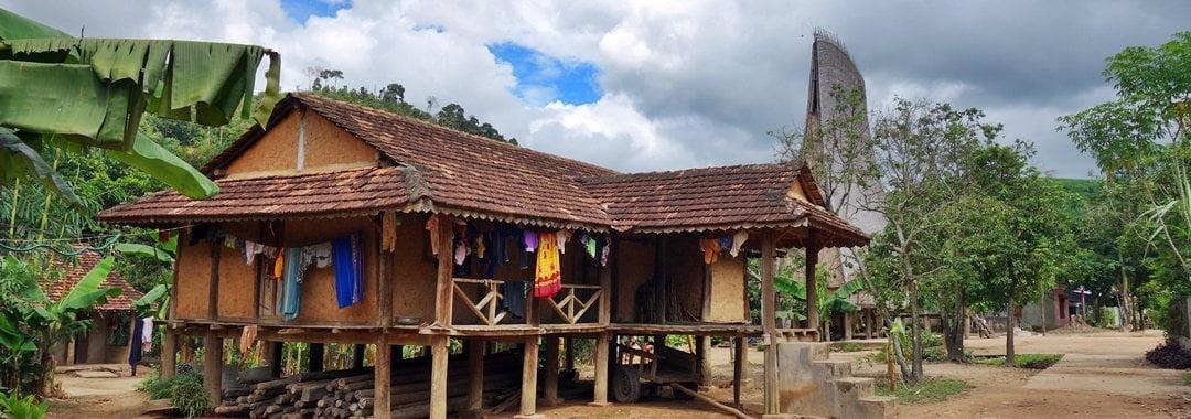 Kon Tum Vietnam, ethnic minority
