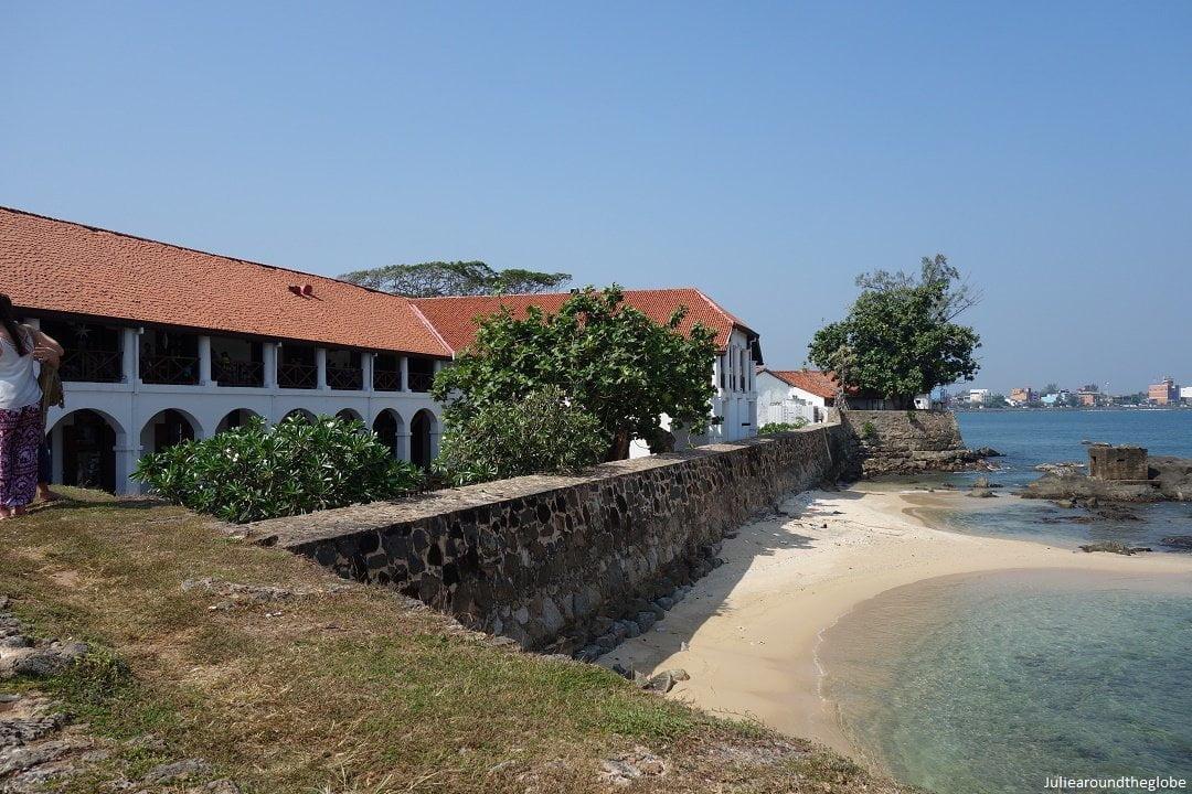 Colonial House, Galle, Sri Lanka