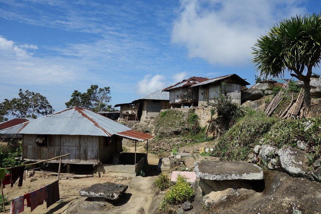 Nuabari Village, Flores, Indonesia, megaliths 3