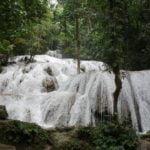 Saluopa falls, Tentena, Sulawesi, Indonesia