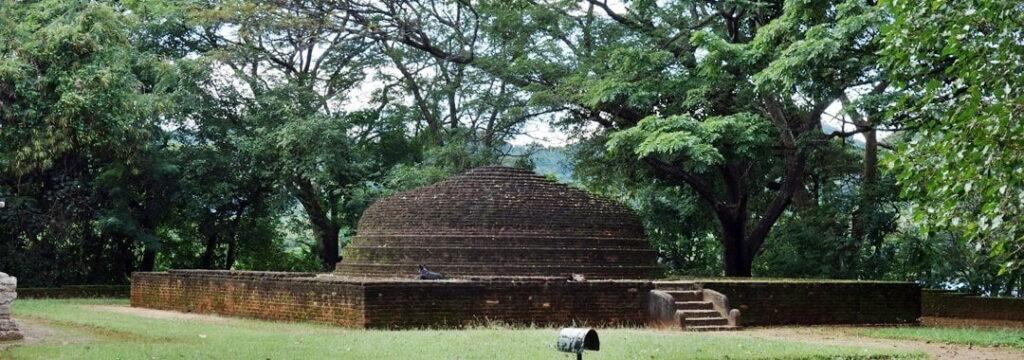 Nalanda Gedige, Temple ruins, Sri Lanka