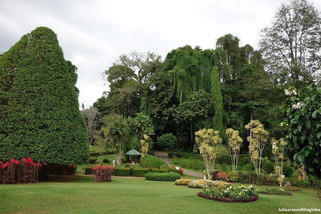 Peradeniya Royal Botanical Garden, Kandy, Sri Lanka