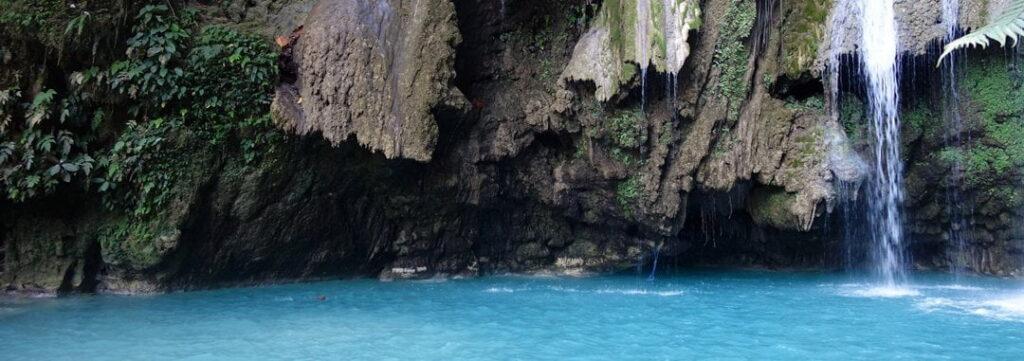 Kabankalan, Philippines, Waterfall