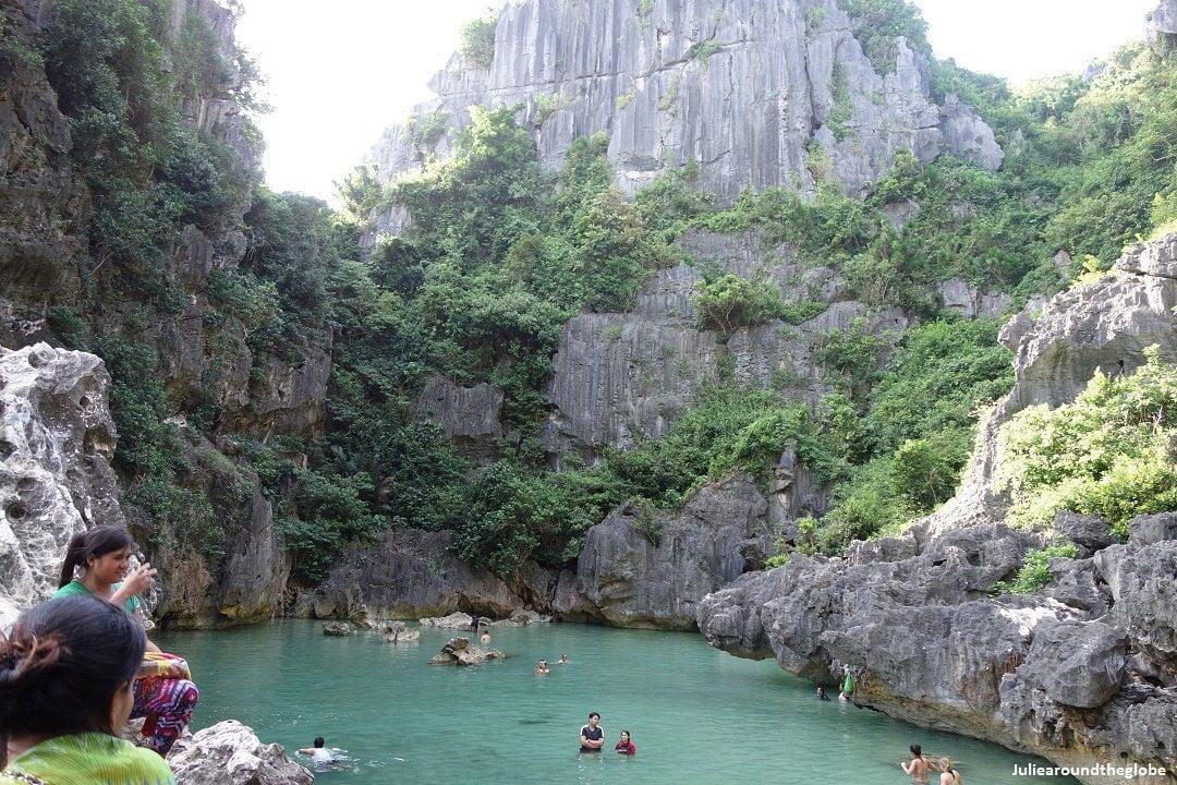 Tangke, Isla Gigantes, Iloilo, Philipinnes