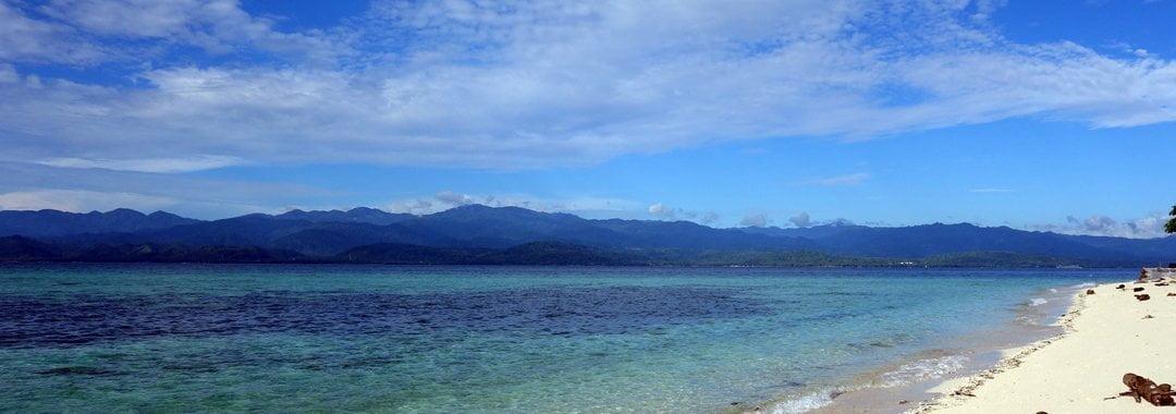 Palu beach, Indonesia
