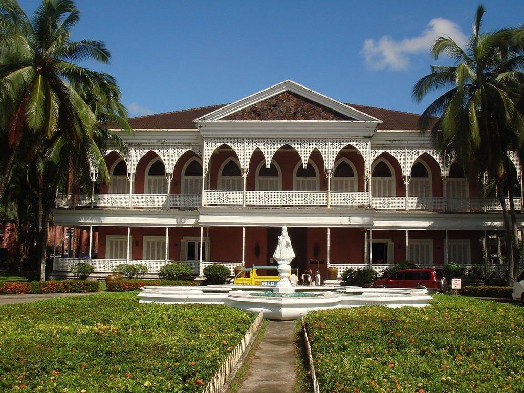 Santo Nino shrine and heritage house, Tacloban, Philippines