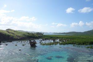 Biri Island Rock Formation Samar
