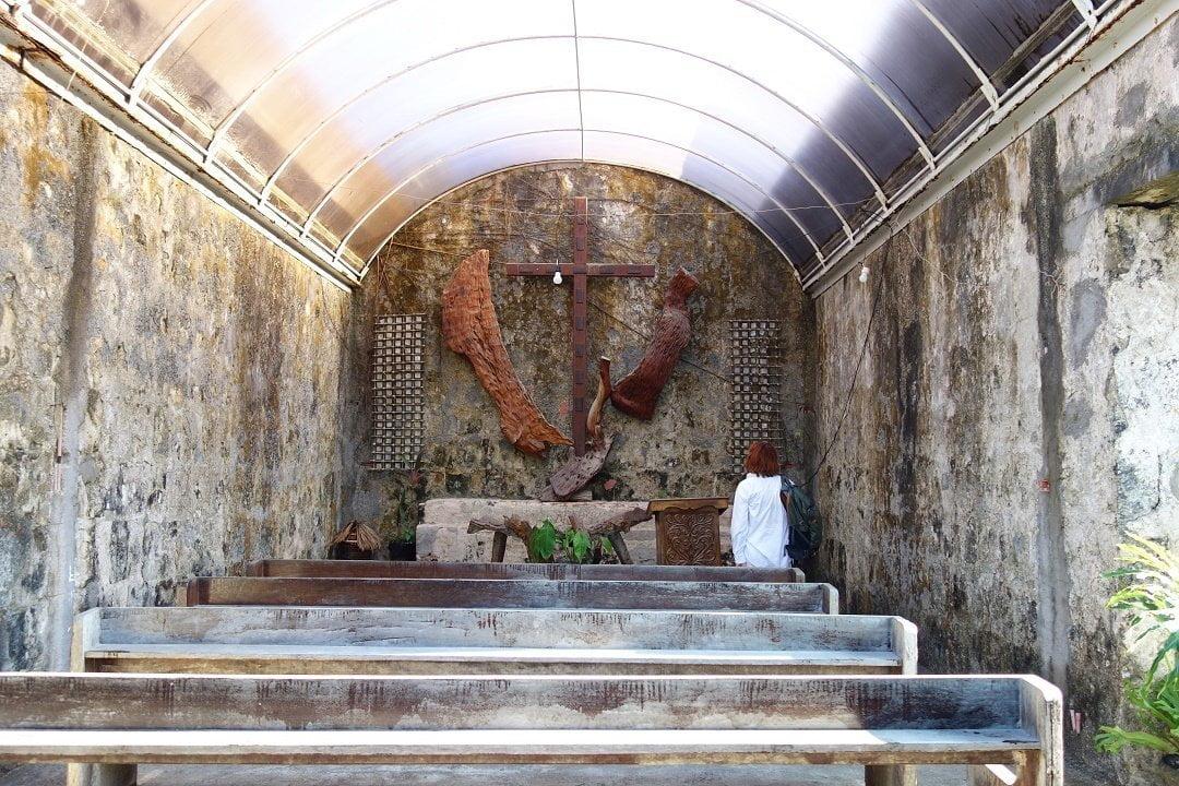 Fuerza de Santa Isabel, Taytay sign