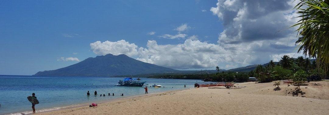 Marinduque, poctoy white beach