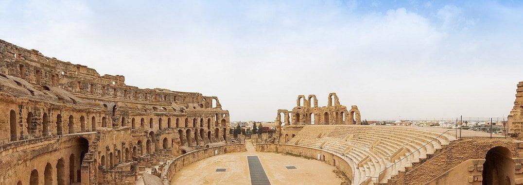 El Jem Amphitheater