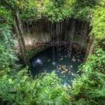 Cenote Valladolid Ik Kil Yucatan