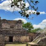 Ek Balam, Mayan ruins, Yucatan, Mexico