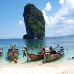 Poda Island, Krabi,Thailand