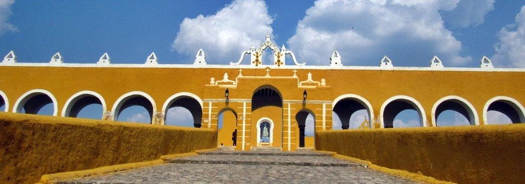 San Antonio of Padua convent, Izamal, Yucatan, Mexico