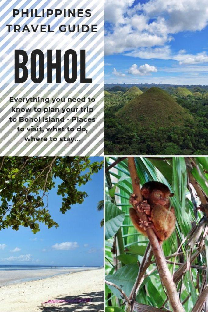 Bohol Tourist spots - Philippines