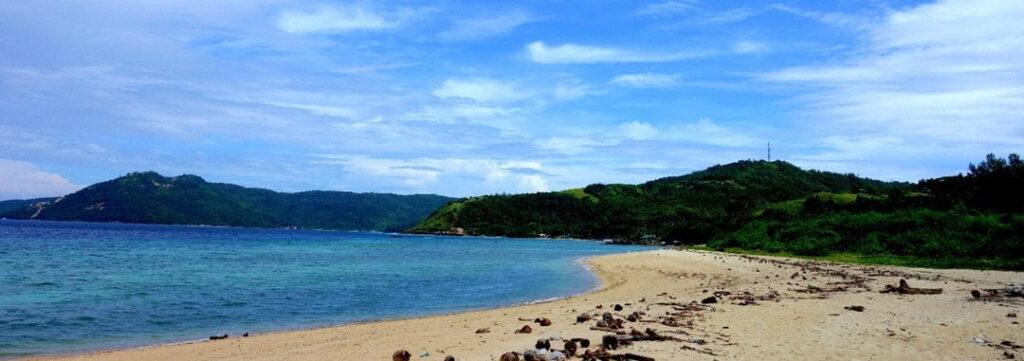 Bonbon beach, Romblon, Philippines