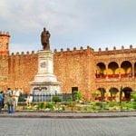 Cuernavaca, Cortez Palace