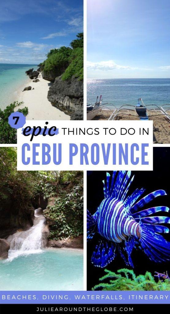 Cebu Travel Guide and Itinerary