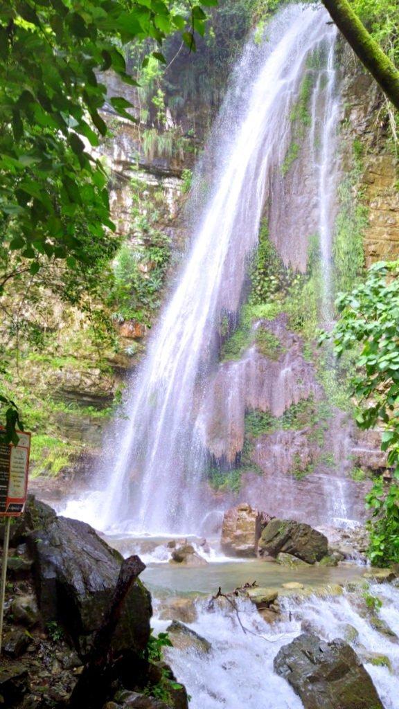 Comales Waterfall, Xilitla, Huasteca Potosina