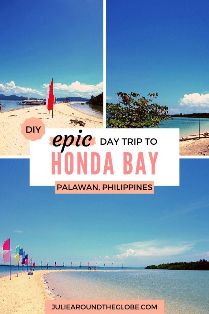 Honda Bay do it yourself travel guide