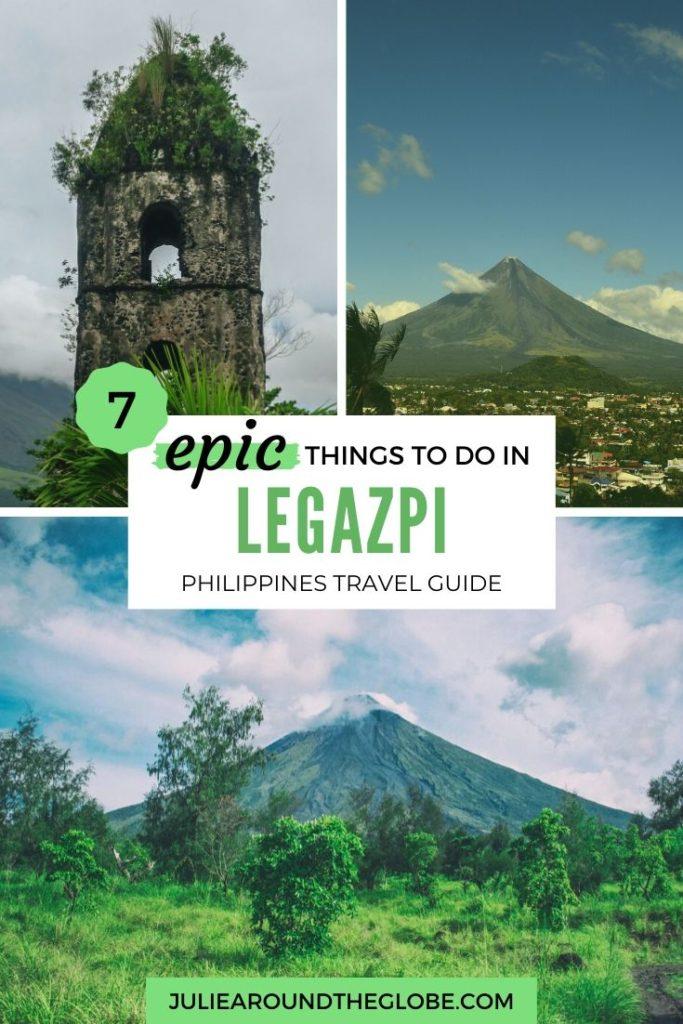 Legazpi travel guide, Philippines