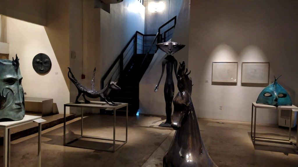 Leonora Carrington Museum. Xilitla, Mexico