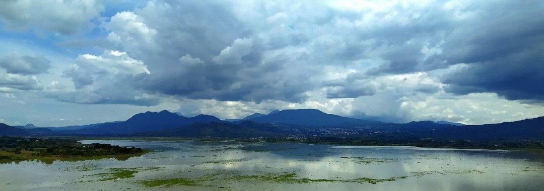 Patzcuaro Lake, Michoacan, Mexico