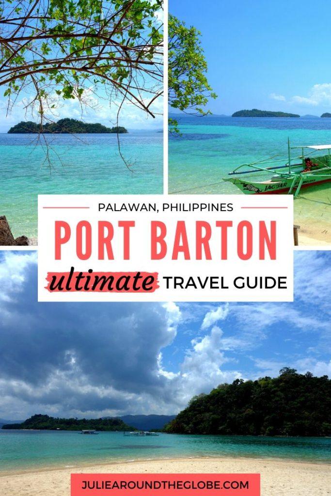 Port Barton, Palawan, Philippines, Travel Guide