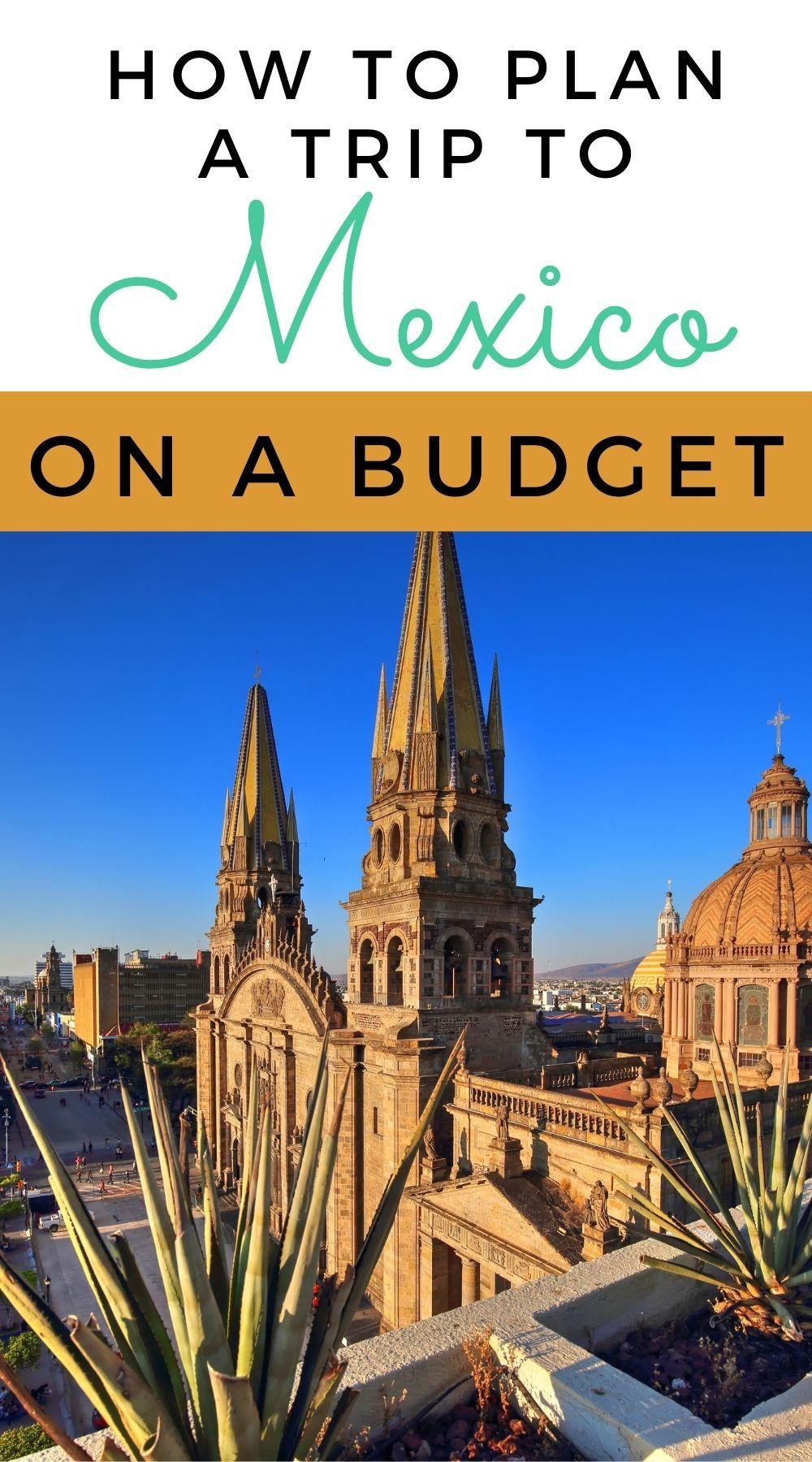 Mexico budget tips