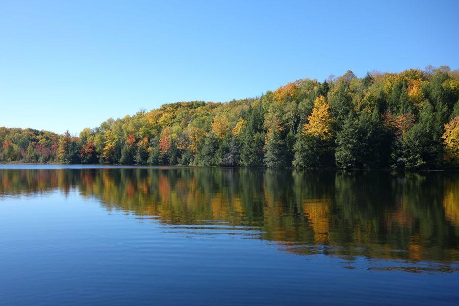 Lake Santeetlah, romantic destination in the US
