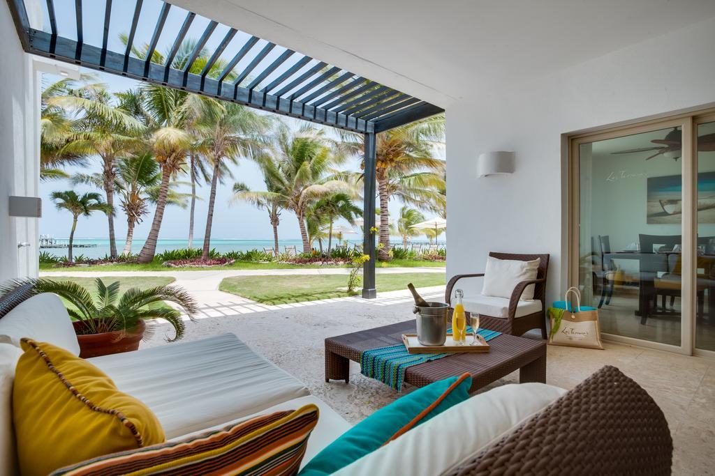 Las Terrazas resort, accommodations in Belize