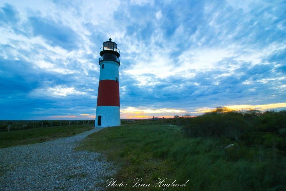 Sankaty Head Lighthouse Nantucket - Brainy Backpackers