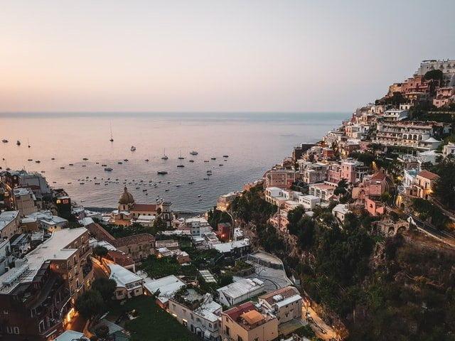 Positano, Italian village