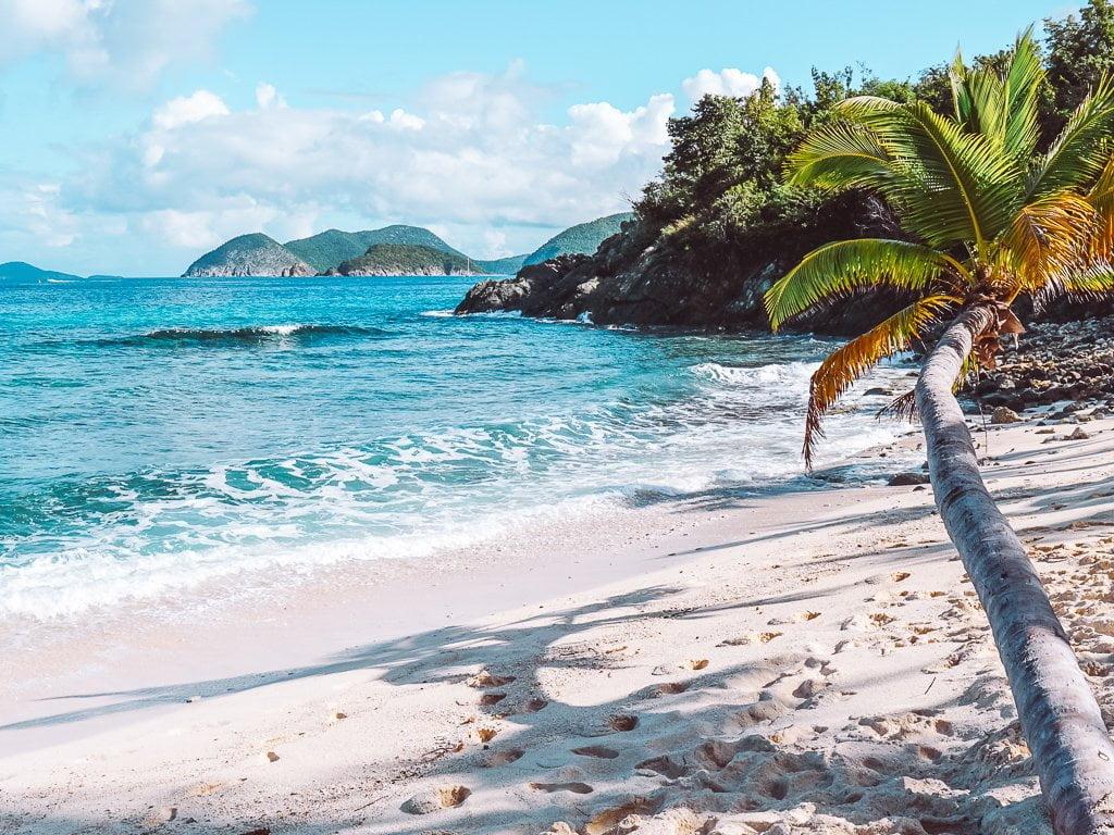 Denis Bay in Virgin Islands National Park